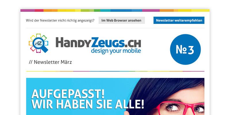 Werbeagentur für Newsletter Marketing und online Marketing