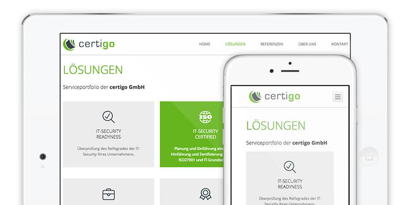 Werbeagentur für Website Gestaltung und Programmierung mit Responsive Webdesign