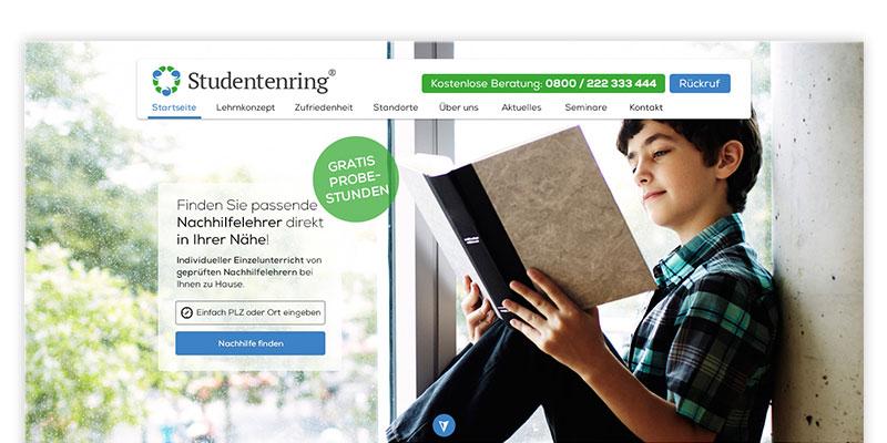 Werbeagentur für Webdesign. Website Gestaltung und Programmierung