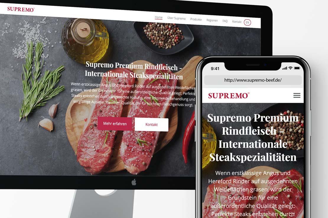 Responsive Webdesign Supremo