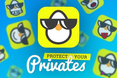 Referenz Privates Logodesign, App Design und Entwicklung