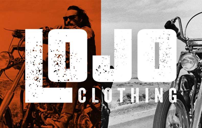 LOJO Clothing – Rebranding, Logo Relaunch und Printdesign