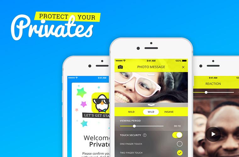 Privates die kostenfreie, sichere Messenger App für iOS ist da!
