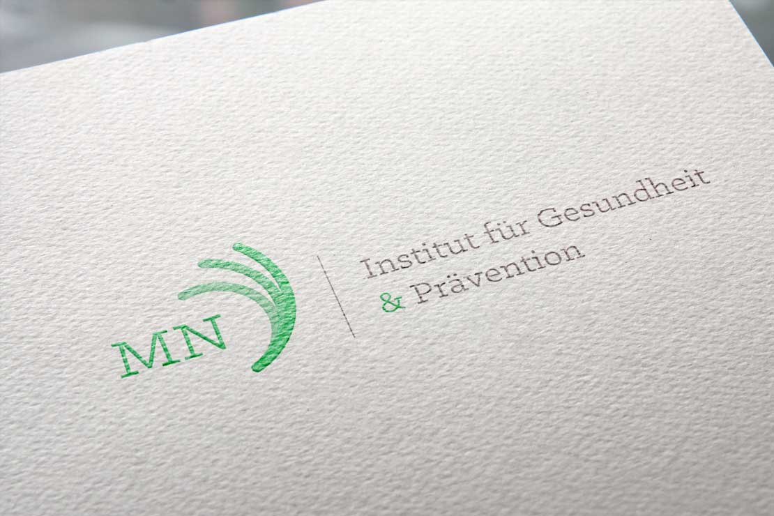 Referenz MN Institut Logodesign