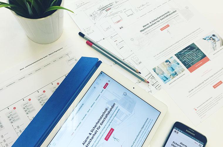 Konzeptschmied und A+S – Eine neue Partnerschaft mit Sicherheit.