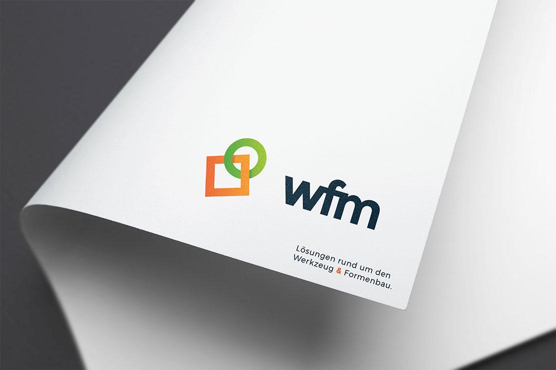 Corporate Design, Printdesign und Responsive Webdesign für wfm