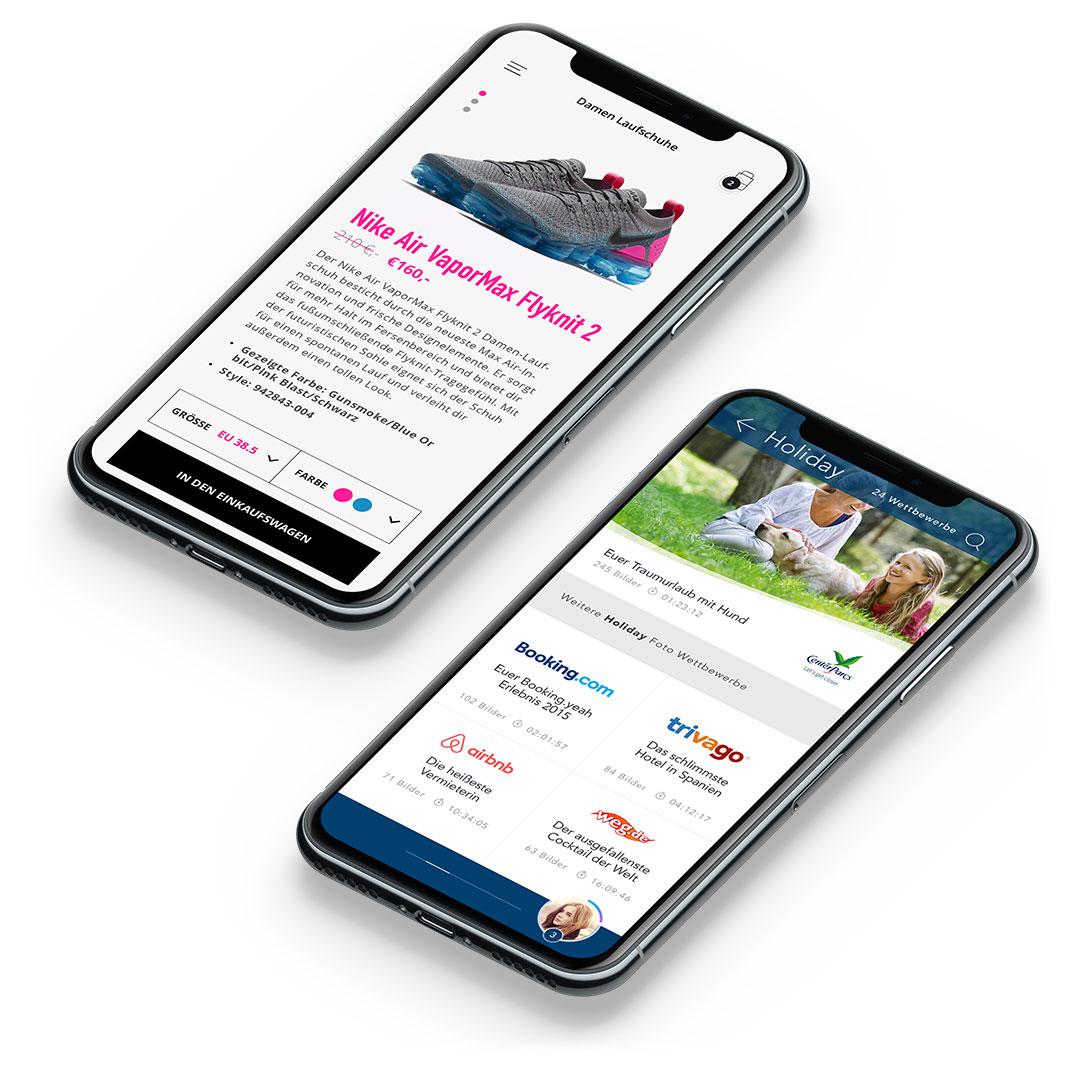 Werbeagentur für App Design App Entwicklung