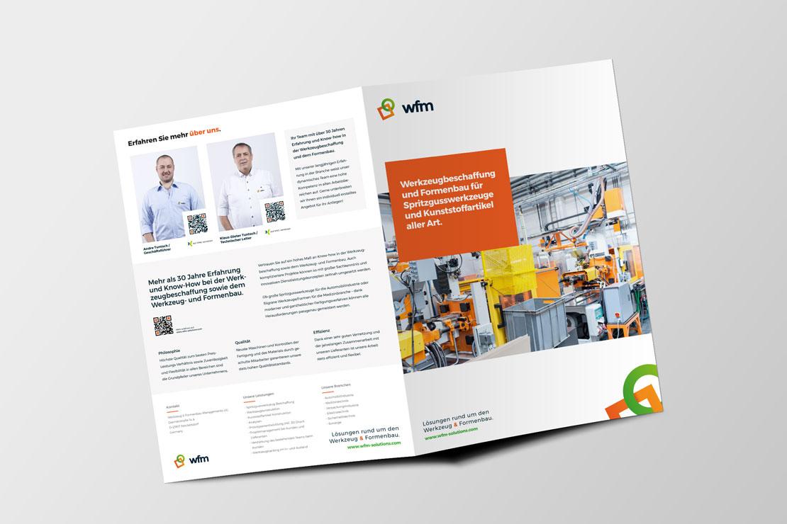 Werbeagentur für Grafikdesign und Printdesign