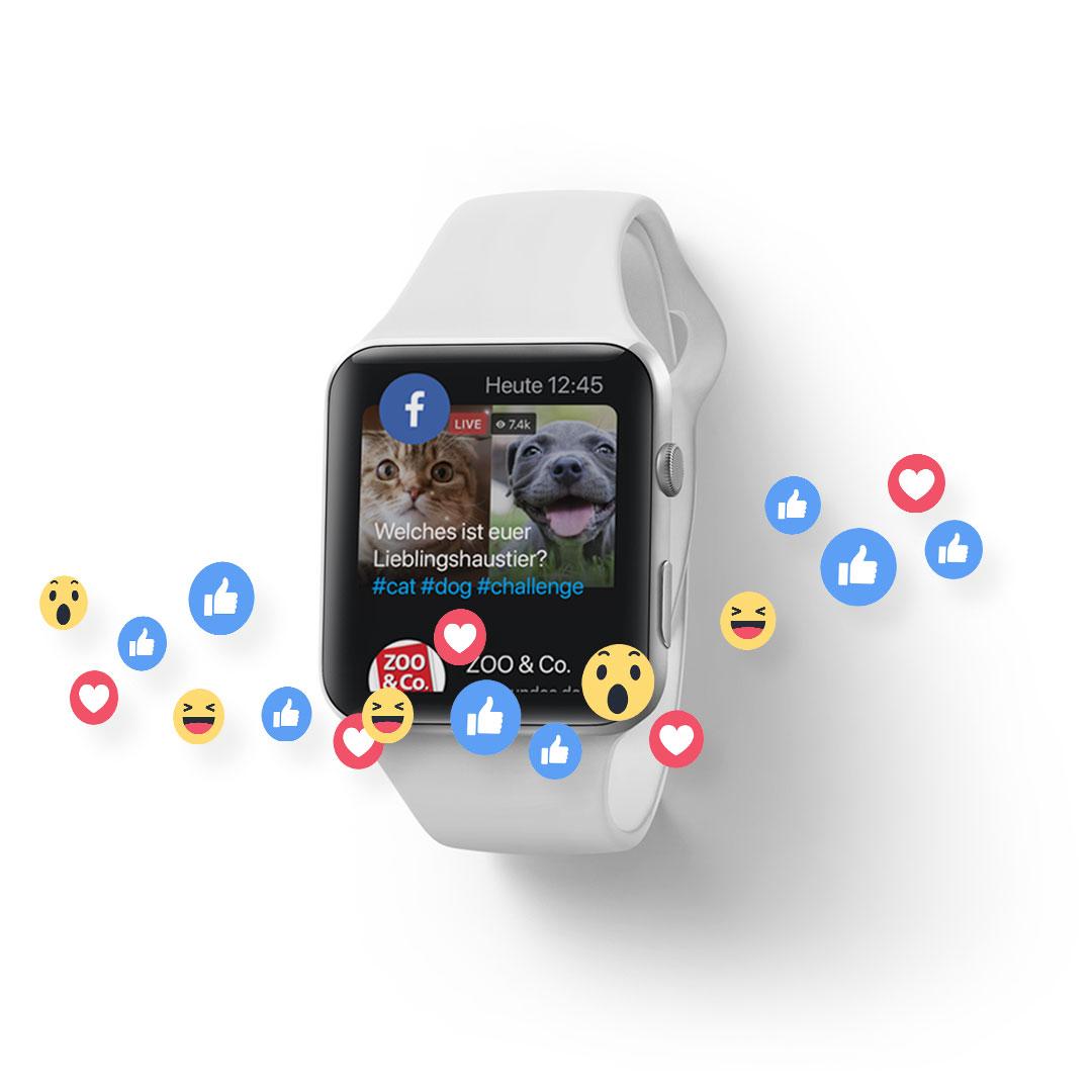 Werbeagentur für Social Media Marketing Agentur