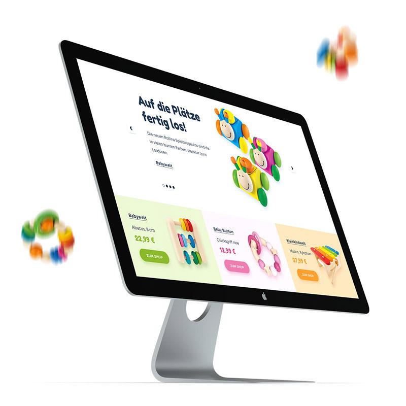 Werbeagentur für Webdesign