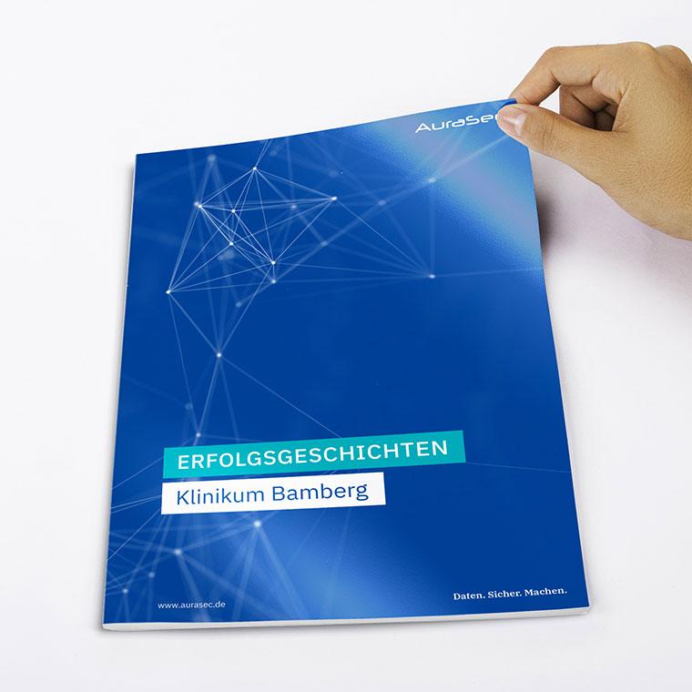 Erste Ergebnisse der neuen Zusammenarbeit mit der AuraSec GmbH aus Berlin