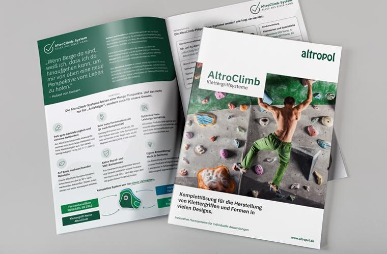 Erste Ergebnisse der neuen Zusammenarbeit mit der Altropol Kunststoff GmbH